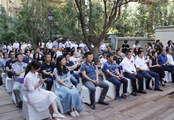 国赫控股携手美国YBB赴甘肃支教公益活动完美起航