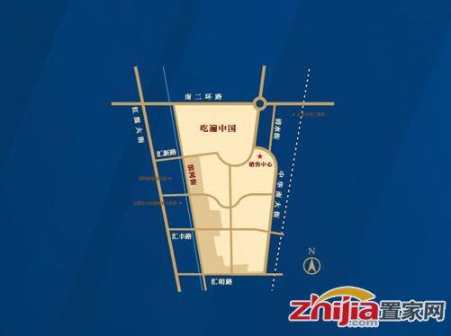 祥云国际二期东二区地上20层西二区住宅2层