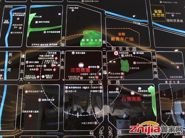安联新青年广场纯一层旺铺28-92㎡ 15000元/㎡起