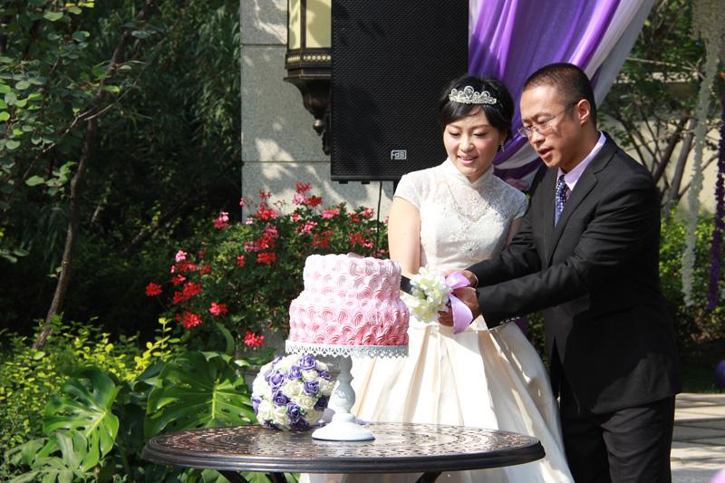 保利拉菲公馆业主专属主题婚礼浪漫上演