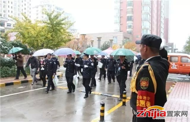 """河北公安系统领导参观卓达""""零发案""""平安样板社区"""