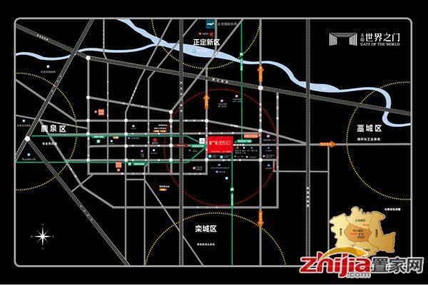 天山世界之门与上海绿地集团签约 共建大商业
