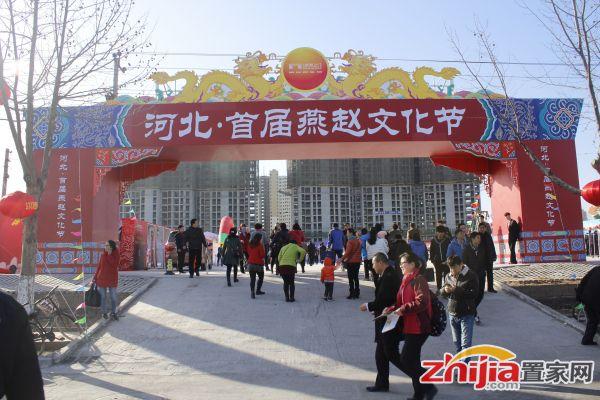 河北·首届燕赵文化节 开幕首日逾3万人参观