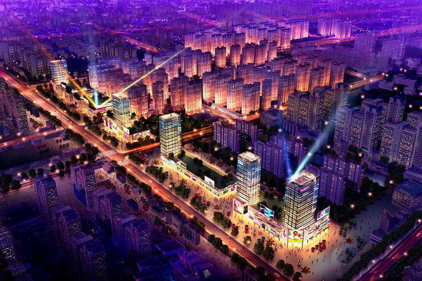 紫晶悦城3期