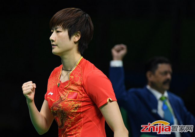 第17金!中国女乒团体赛战胜德国夺冠