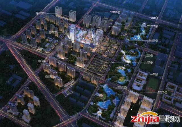 万众期待的东南智汇城,到底是怎样的大盘模样?