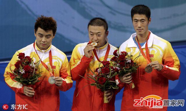 李宗伟成奥运历史第三人!原来奥运三连亚更难