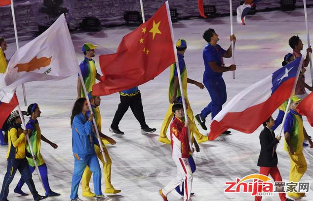 2016里约奥运会闭幕式 梦幻大片美轮美奂