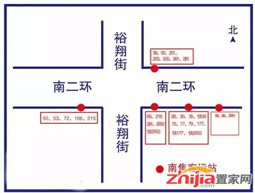 南焦客运站周边道路交通规则再度调整