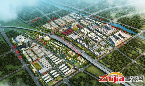 华北汽车公元石清路汽车产业园区容积率0.8