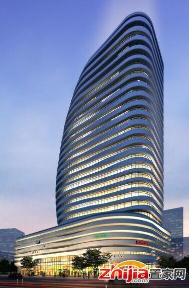 天洲国际中心五证现房写字楼8500元/平米