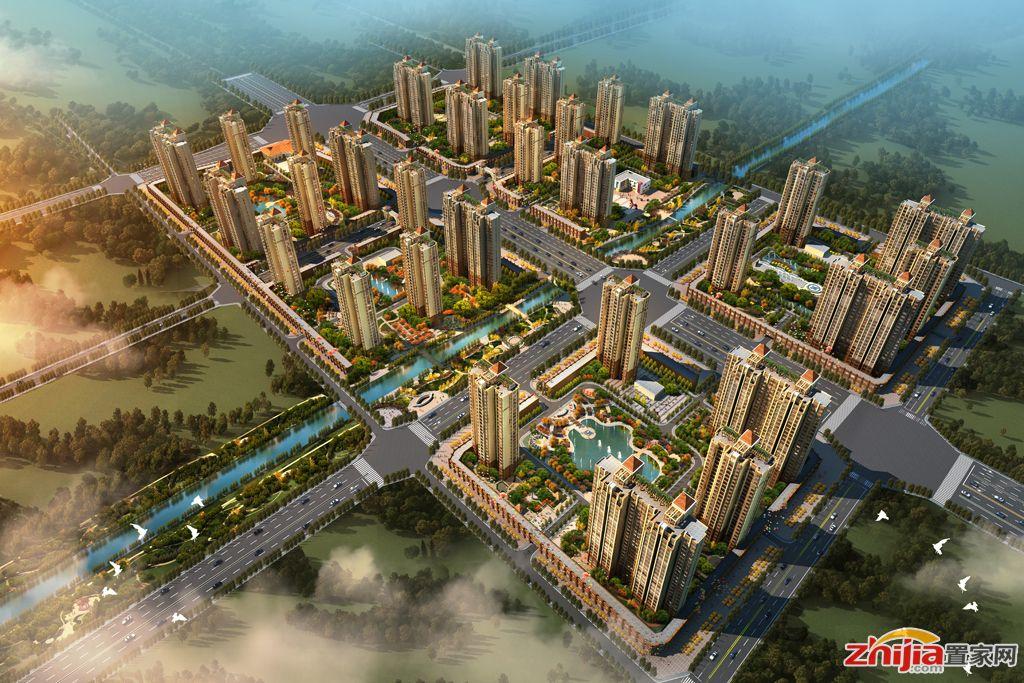 淳茂公园城栾城六中旁重点开发项目规划曝光