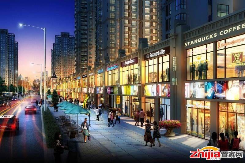 紫晶悦城—二环内实景盘公寓及商铺咨询