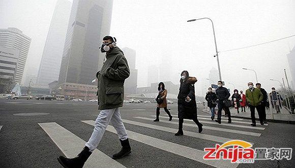 环保部:未来三天京津冀等地或现大气重度污染过程