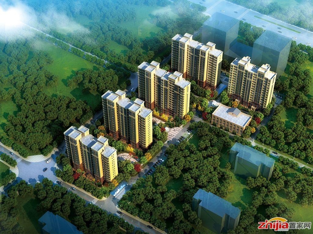 帝华鸿府龙泉湖旁低密度住宅获四证邻地铁