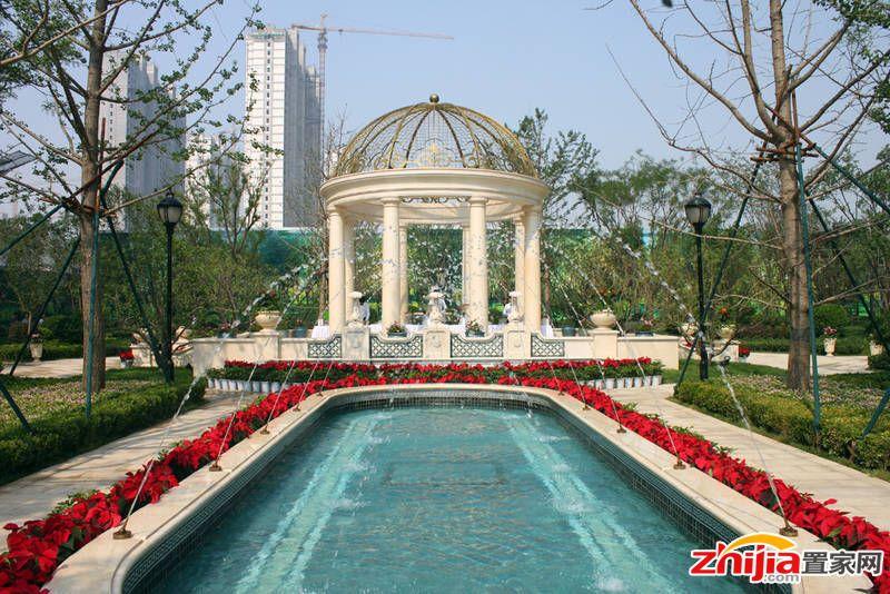 润德天悦城规划有城市公园