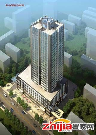鼎和国际-裕华区户型建面区间35-125平米