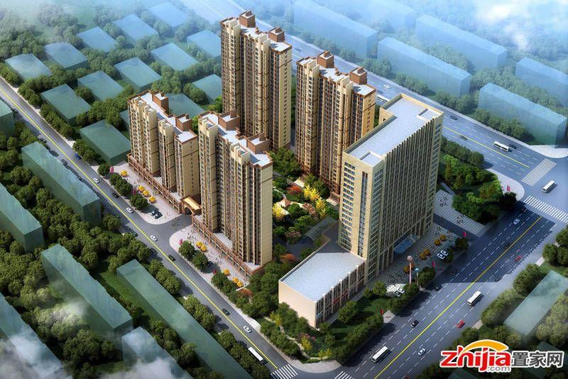 橡嵘湾赵佗公园旁高层所有楼栋已封顶