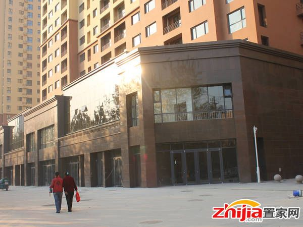 [上东广场]翟营大街商铺均价22000元