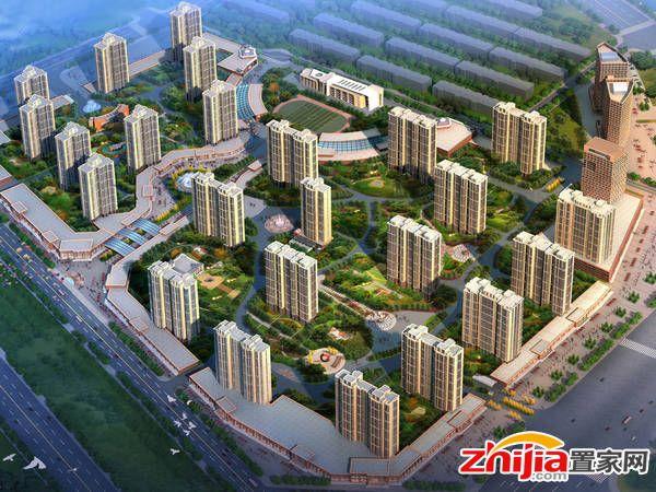 [永邦天汇]规划有25栋住宅楼1栋办公楼
