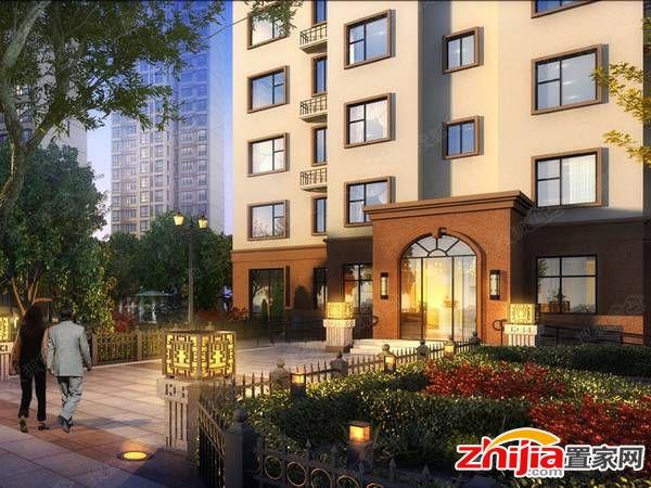 中基禧悦府 由5栋花园洋房和22栋别墅组成