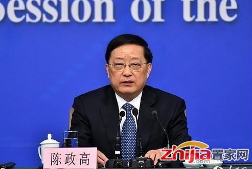 住建部部长陈政高:对中国的房地产市场平稳健康发展充满信心
