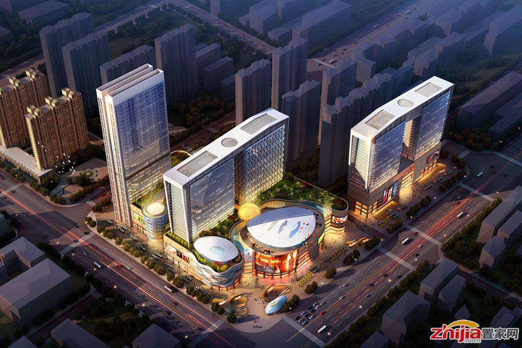 中山路大型城市综合体已动工