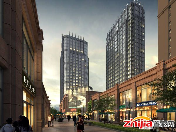 上东广场谈固封顶公寓12000元