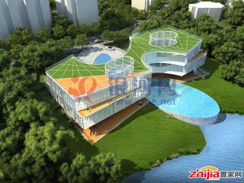 天山观澜墅联排别墅均价7000元/平米