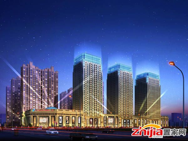 半岛国际建华城市广场中山路封顶商铺咨询