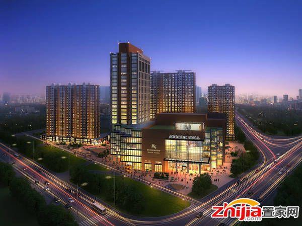 荣盛城市广场 和平路实景现房已开业