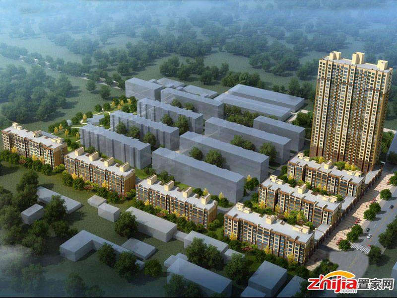 天鸿红星里新华区规划分两期开发
