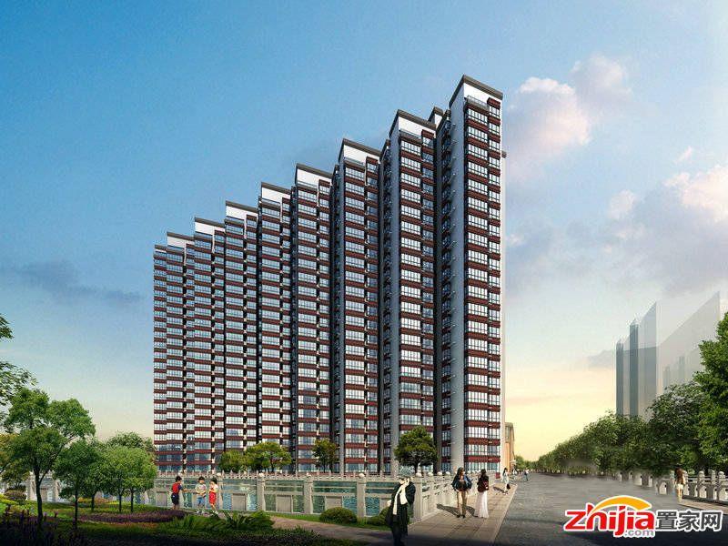 中阳润庭新华区封顶准现房主推88平米户型