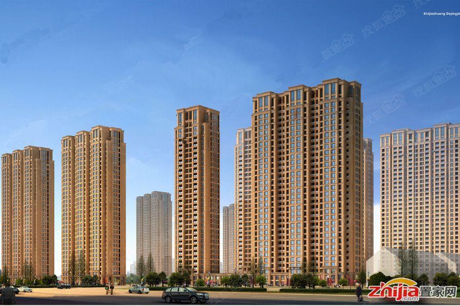 大经街住宅户型127-140平米