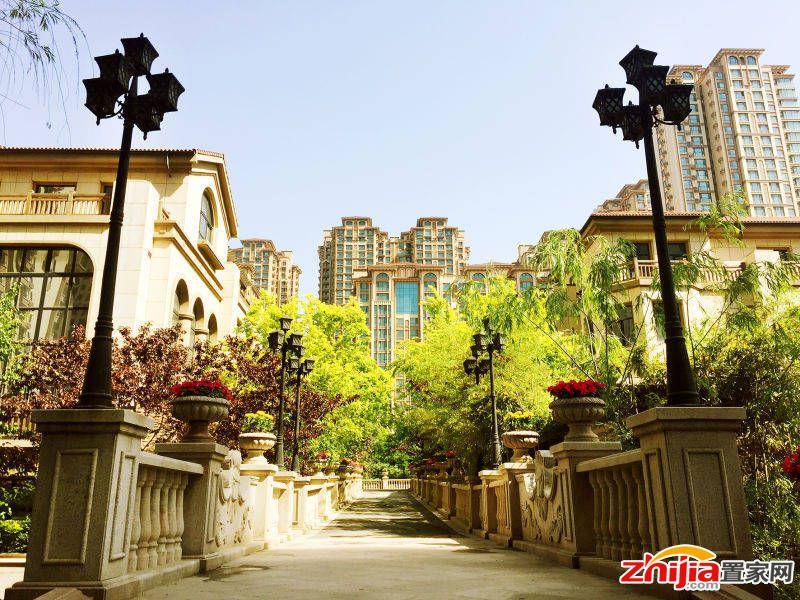同祥城-天山大街沿线旁大体量式住宅
