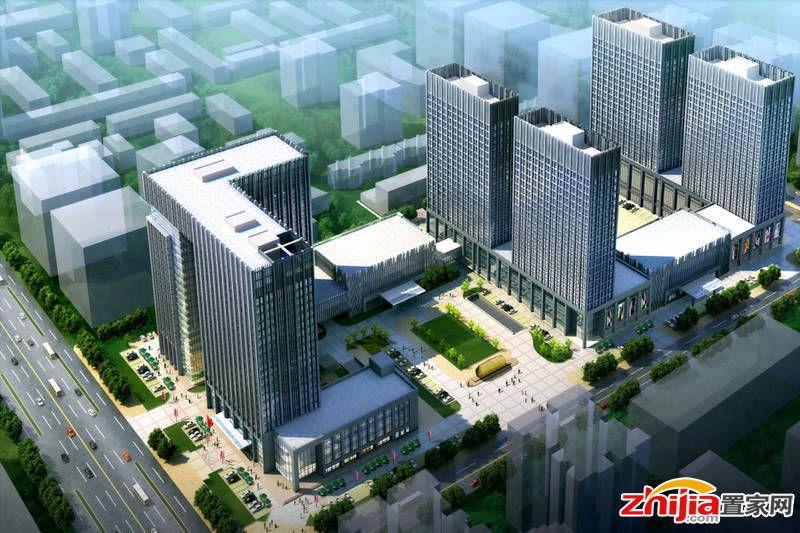 润江·慧谷大厦项目尾房在售