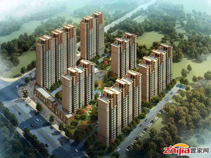 尚河明珠新华区北二环旁现房交通便利
