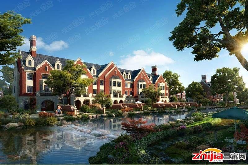 红石原著源墅—开发区天山大街现房别墅