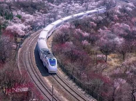 好消息!全国铁路今日调图,早进京津石,当晚可回家!