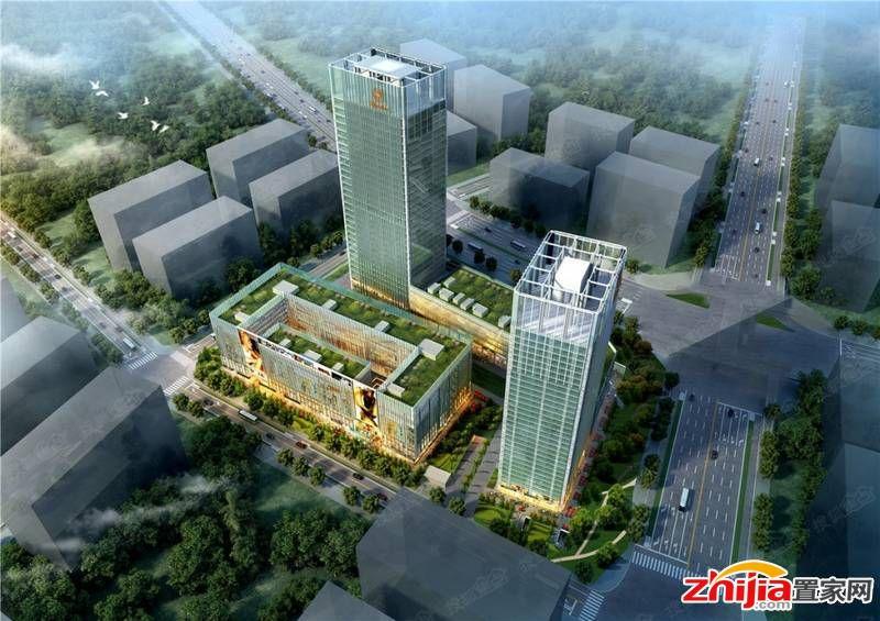 国金中心正定新区五证精装公寓