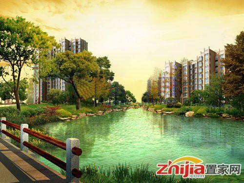 江南鸿郡规划7层情景花园洋房
