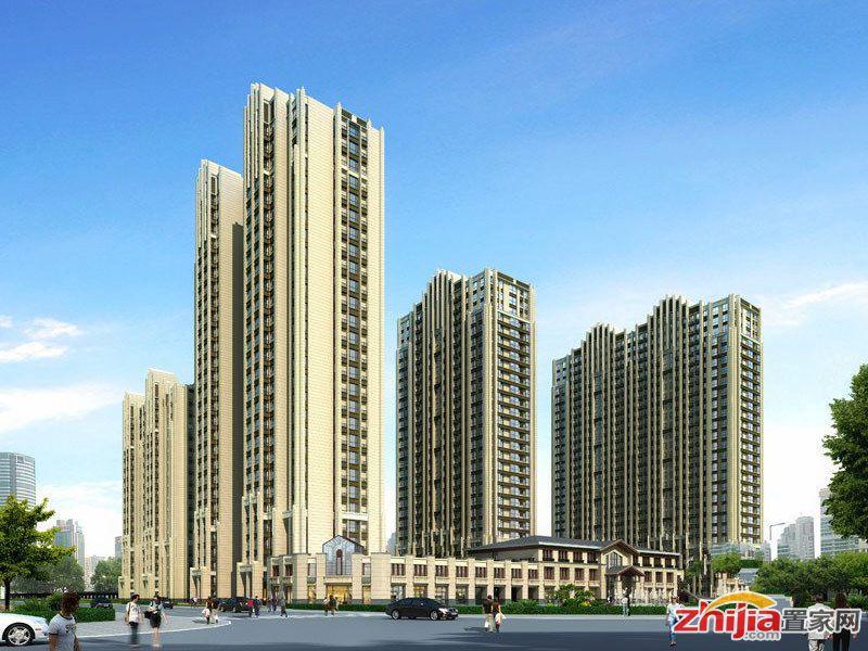 乾园燕熙台中华大街改善性住宅145平米在售