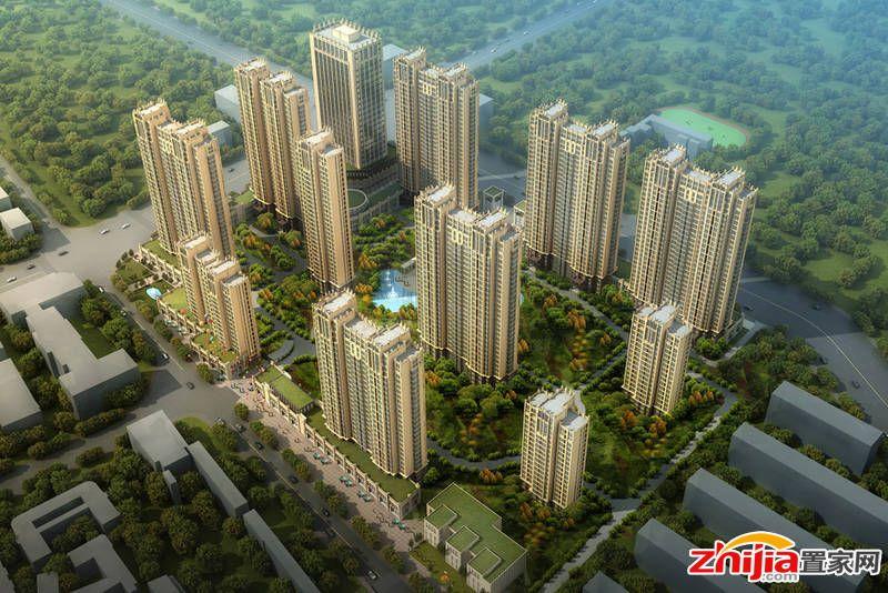 明瀚花香城—红星街旁高层户型85-113平米