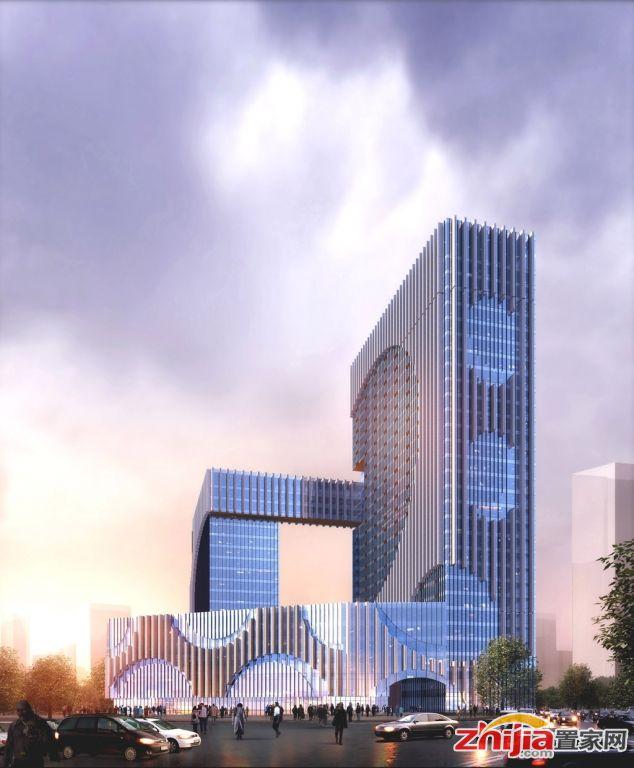 世纪华茂 地铁旁公寓户型建面33-99平米