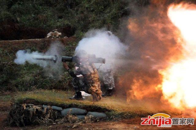 中国首次公开这款单兵武器,别看它小巧 却比美军炸弹之母实用