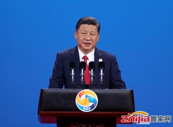 """""""一带一路""""未来怎么干?习近平承诺中国要做这些大事"""