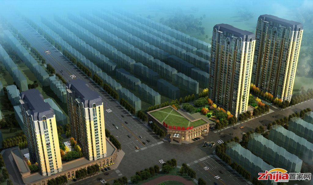 翰林华府红星街旁主力户型91-137平米