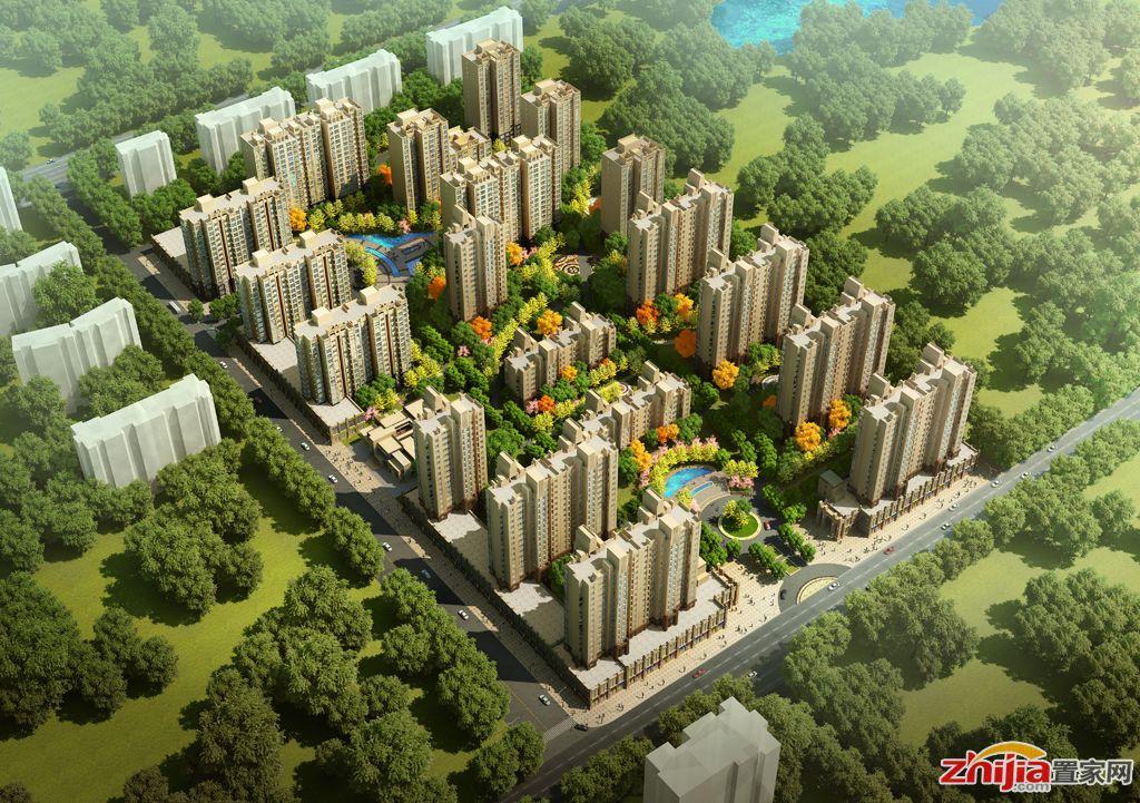 祥云岸芷汀兰西三庄改造项目一期已拍地获规划