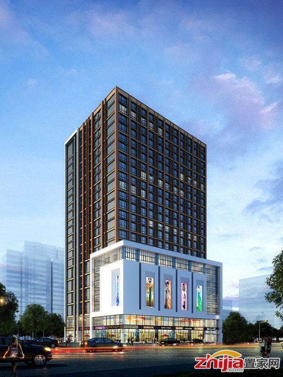 利嘉中心—桥西区商铺公寓现房在售