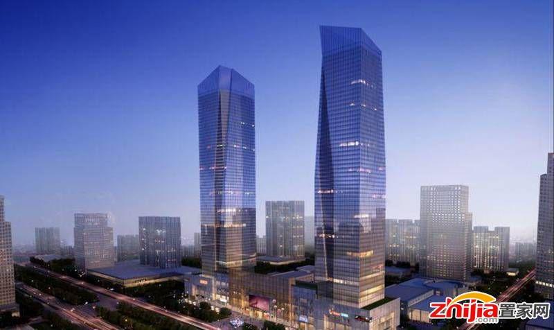 星际未来城长江大道旁写字楼13500元/平米